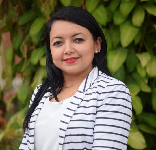 Gabriela Vásquez Espinoza